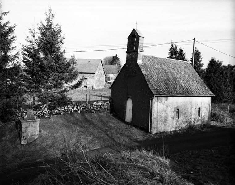 Église dite chapelle Sainte-Madeleine