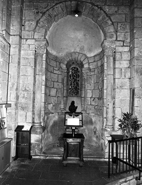 Eglise paroissiale Notre-Dame-d'Orcival, puis prieuré, chapitre et basilique