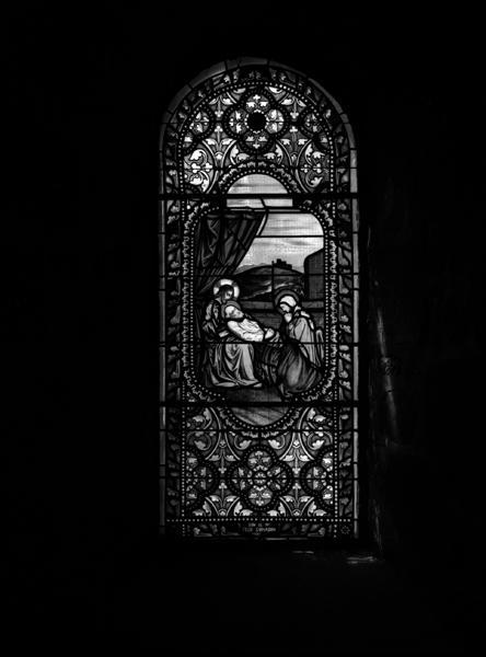 verrières (3) : baie 2, mort de Saint Joseph
