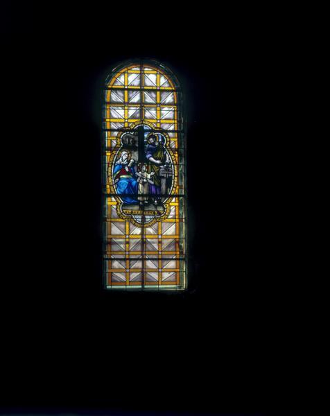 Verrières (2) : baie 2, l'atelier de Nazareth
