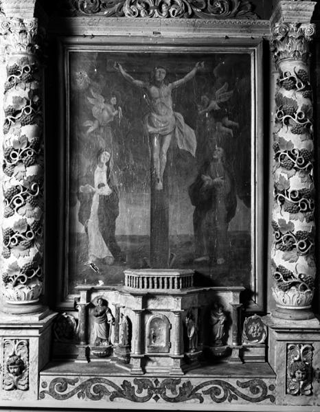 tableau : la Crucifixion