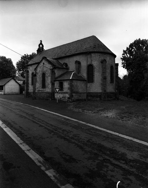 église dite chapelle