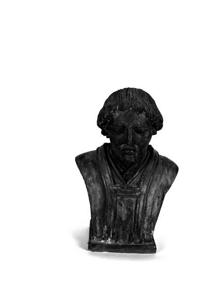 Buste-reliquaire de diacre : saint Laurent (?)