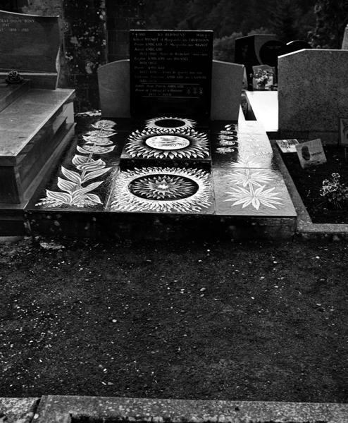 tombeau de la famille Amblard