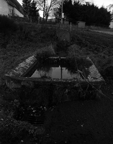 Fontaines ; lavoirs ; abreuvoirs