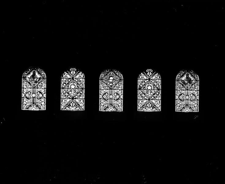 Le mobilier de l'église paroissiale Saint-Joseph
