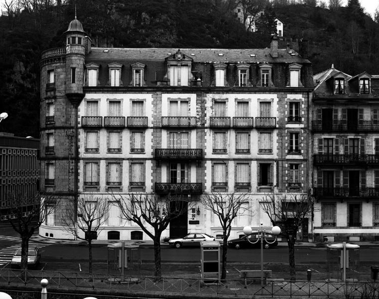 Grand hôtel de l'établissement