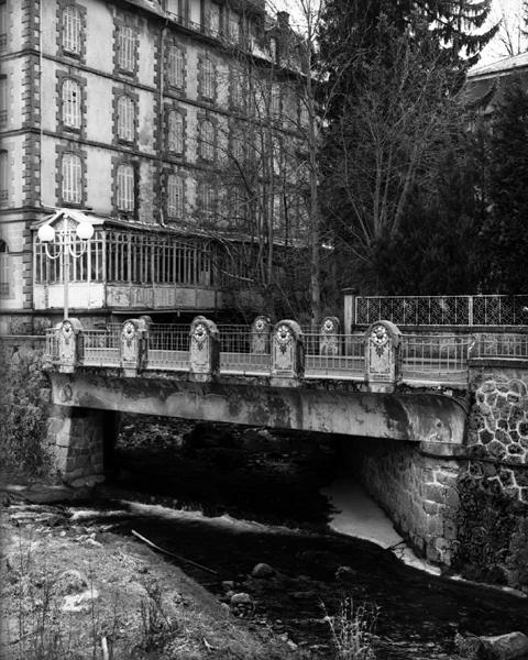 Pont sur le Vendeix