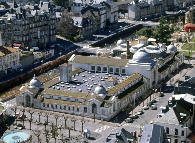 établissement thermal dit Les Grands Thermes