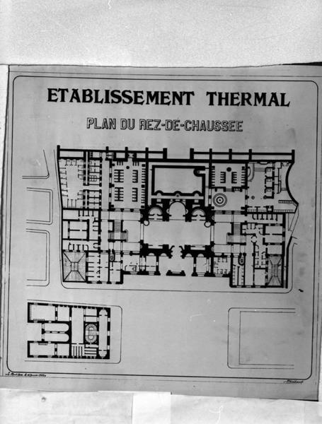 Établissement thermal
