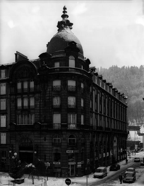hôtels de voyageurs