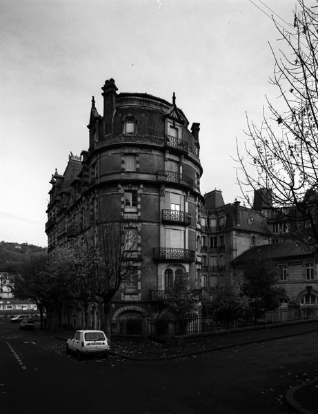 hôtel Métropole