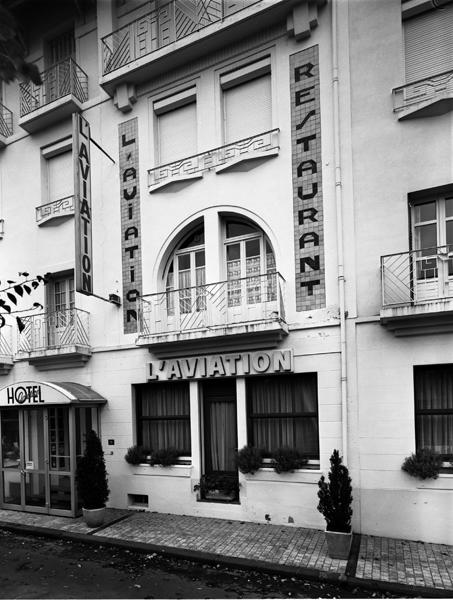 Hôtel-restaurant L'Aviation