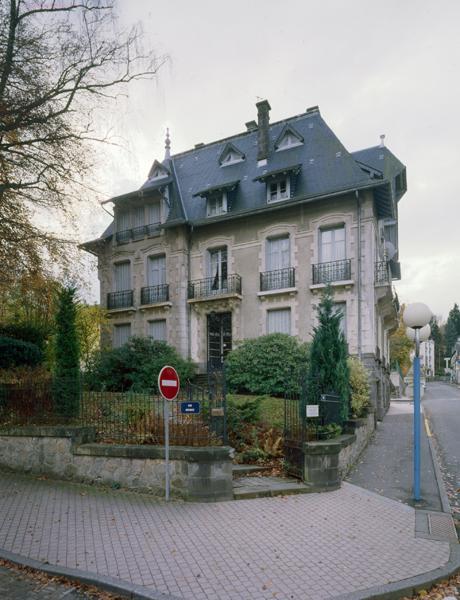 Villa Les Elfes, ancienne villa La Denyse