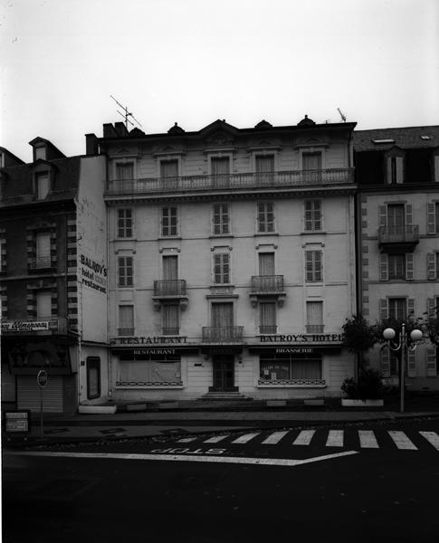 hôtel-restaurant Balroy's Hôtel