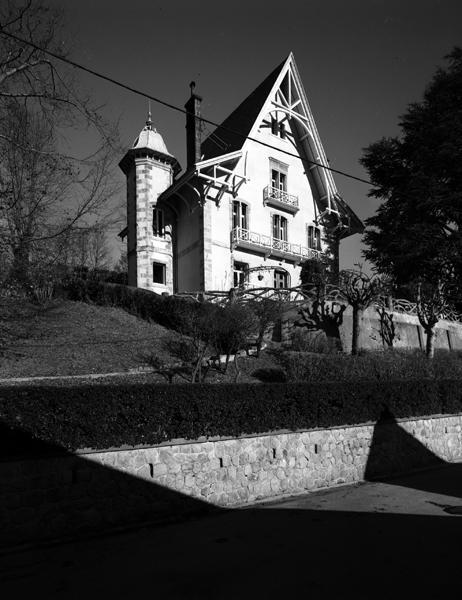 villa Les Hirondelles, ancien chalet Cornudet