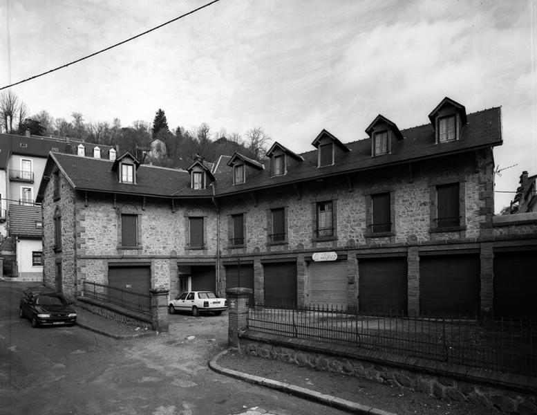 immeuble Les Alpes