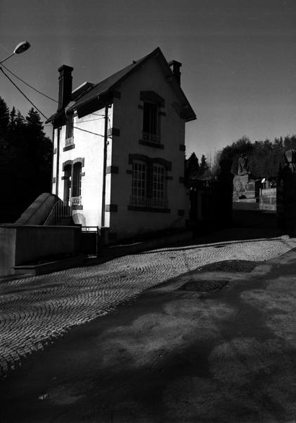 Maison de gardien du cimetière
