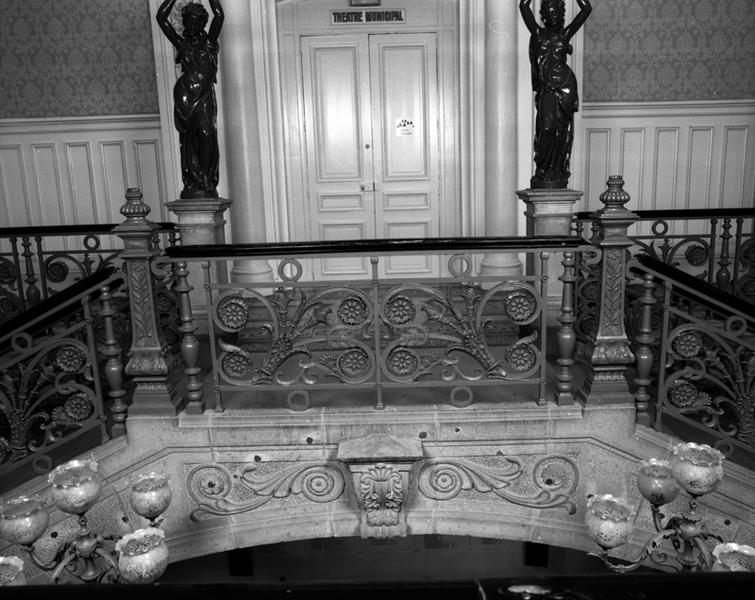casino des Thermes, actuel hôtel de ville