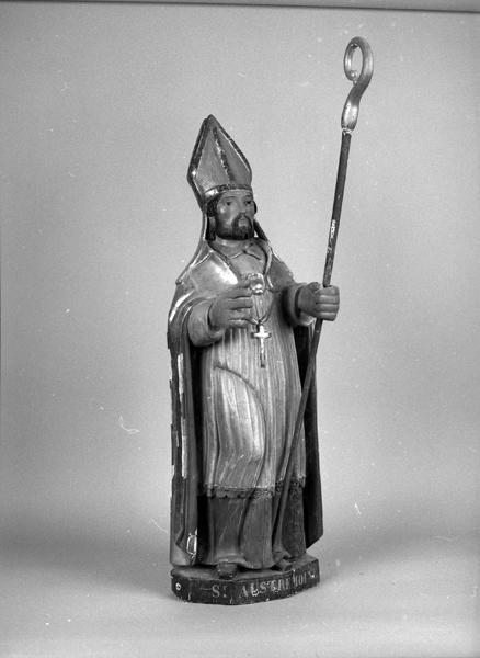 Statue : Saint Austremoine