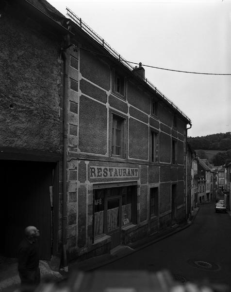 maison, café-restaurant