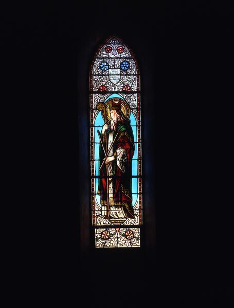 verrières (12) : baie 12, saint Blaise