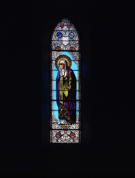 verrières (12) : baie 8, sainte Anne