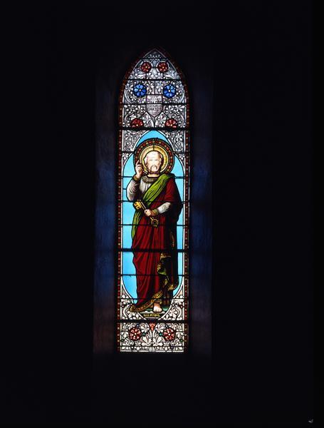 verrières (12) : baie 10, saint Pierre