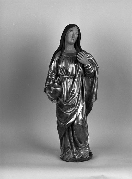 statue (statuette) : sainte Madeleine