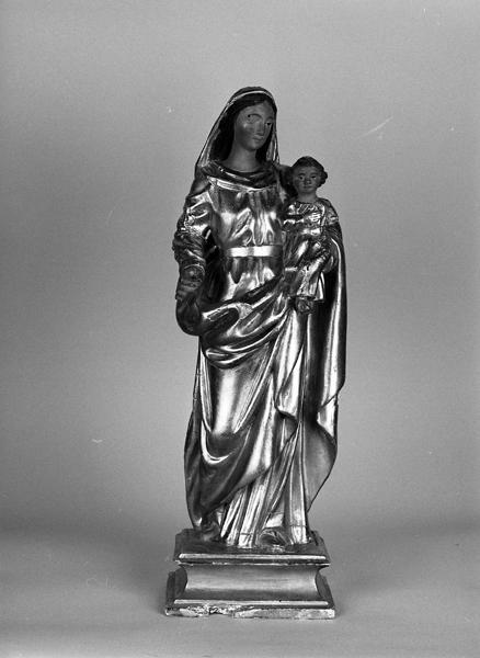 Statue : Vierge à l'Enfant (n°1)