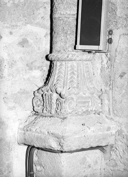 le mobilier de l'église paroissiale saint-Germain