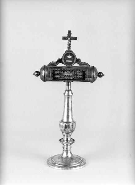 Reliquaire-monstrance
