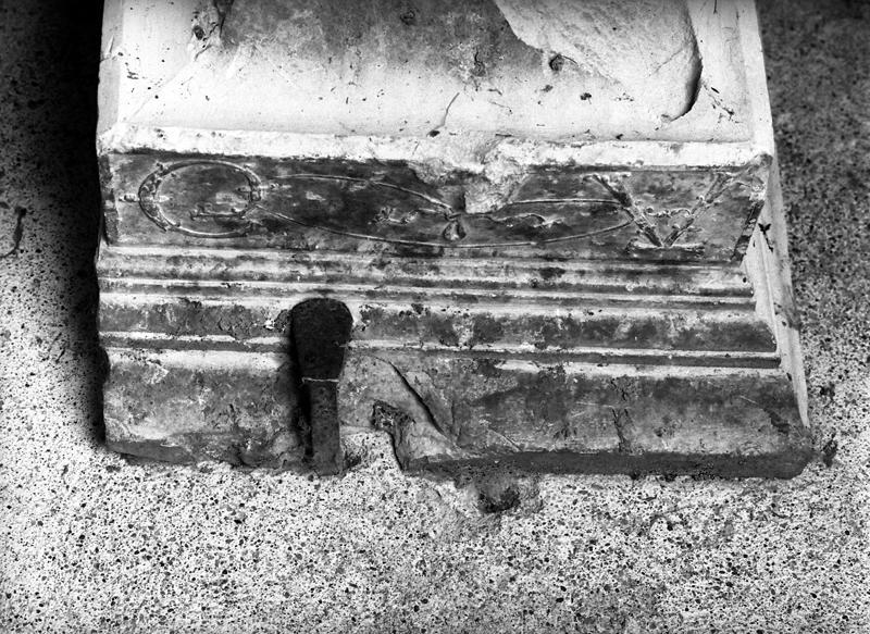 Le mobilier de l'église Saint-Menoux