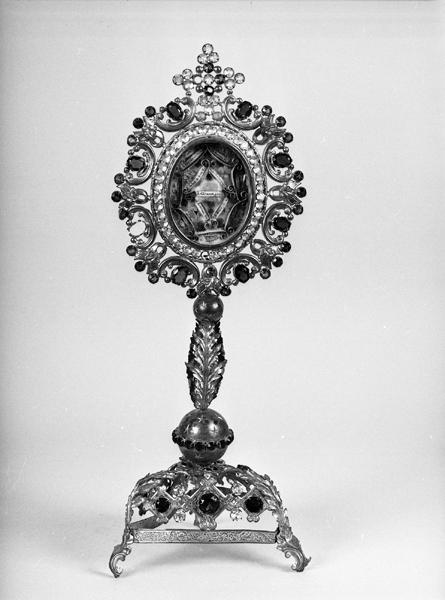 Reliquaire de saint Clément et d'autres saints