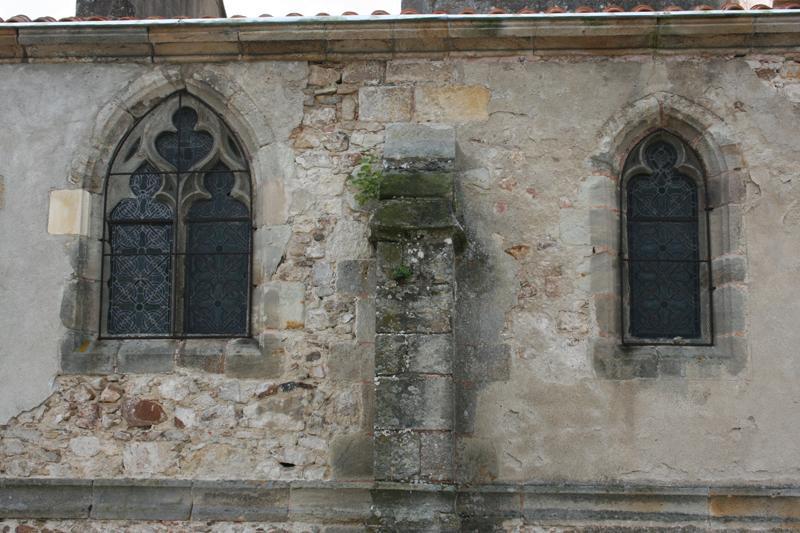 Chapelle seigneuriale de Pravier