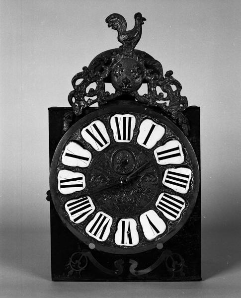 horloge au sol