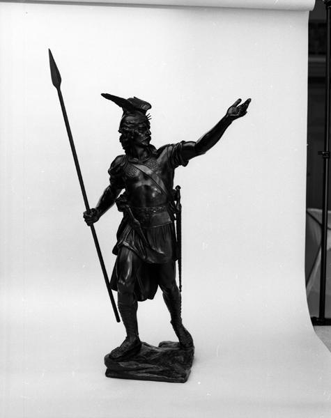 statue : Vercingétorix