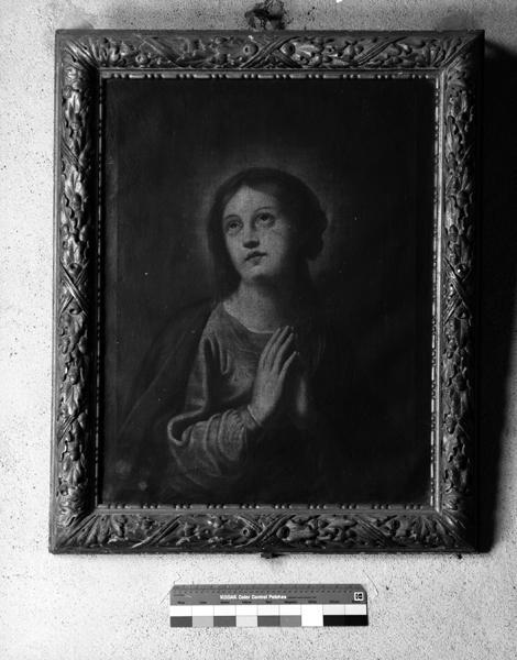 tableau : Vierge