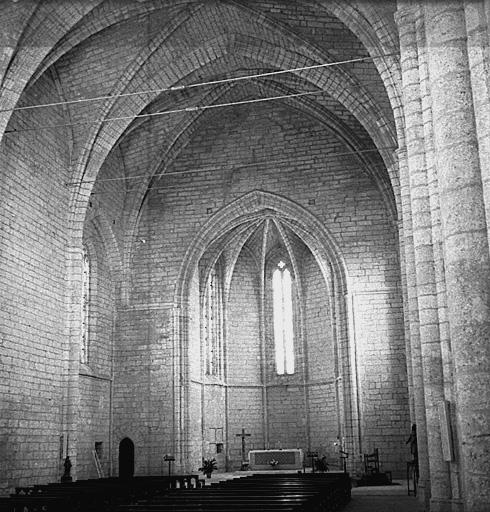 église paroissiale Sainte-Cécile