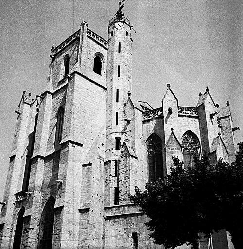église paroissiale Saint-Etienne ; collégiale