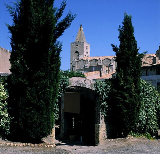 Église paroissiale Saint-Pargoire