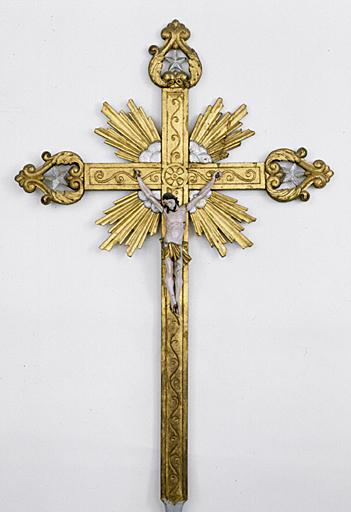 Le mobilier de l'église paroissiale ; Saint-Antoine