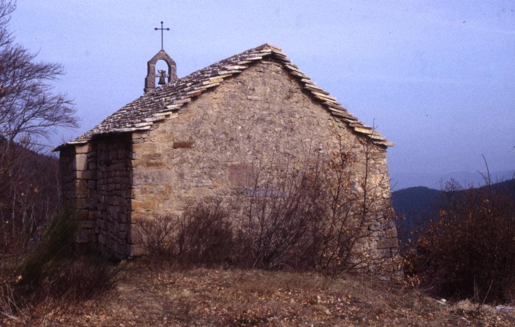 Chapelle Saint-Geniès