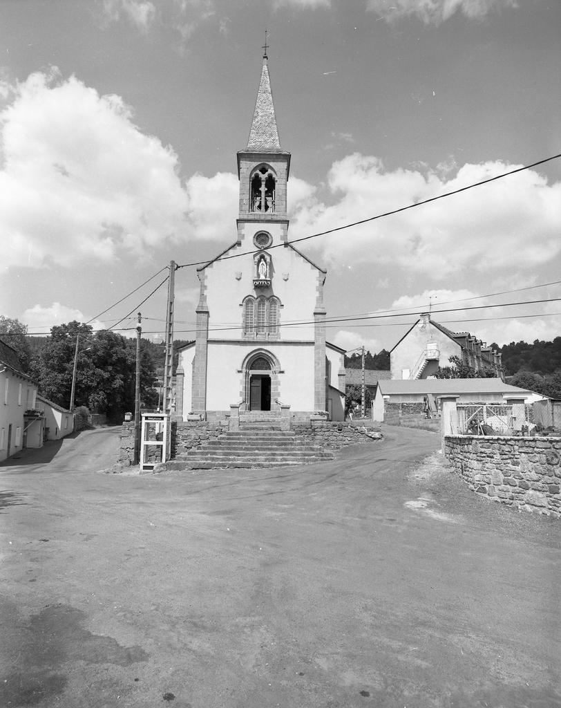 Église paroissiale Saint-Gervais et Saint-Protais