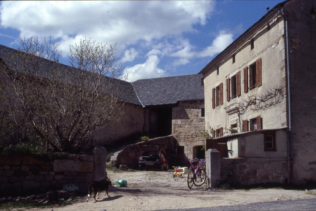 Fermes de la commune de Chaulhac