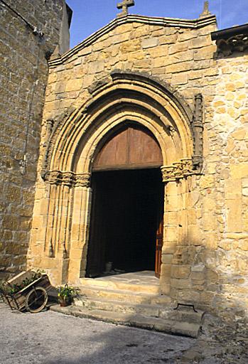 Église paroissiale Saint-Pierre puis Saintes-Puelles