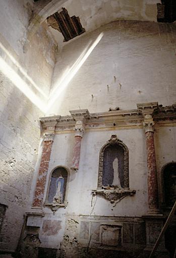 Église paroissiale Notre-Dame de La Major, collégiale, actuellement habitation privée