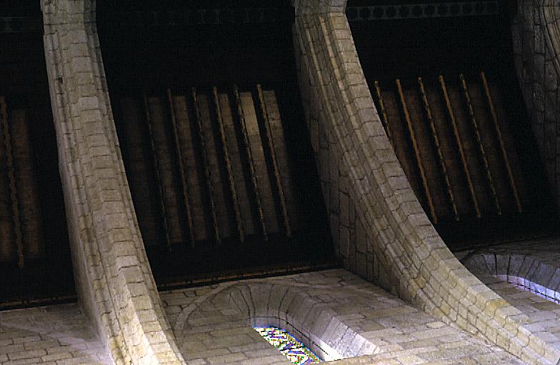 Collégiale ; église paroissiale Notre-Dame-de-Grâce