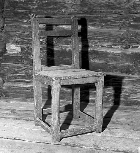 chaise No 1
