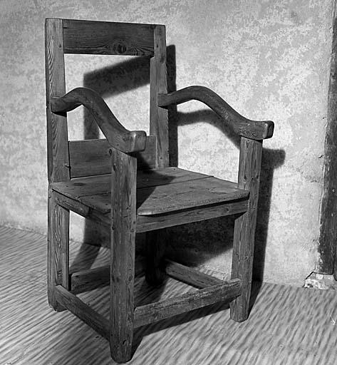 fauteuil No 1